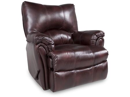 Lane Furniture 2053S27542713 Alpine Series Transitional Leather Wood Frame  Recliners