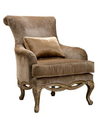 Stein World 75713 Accent Seating Series  in Neutral Fabric
