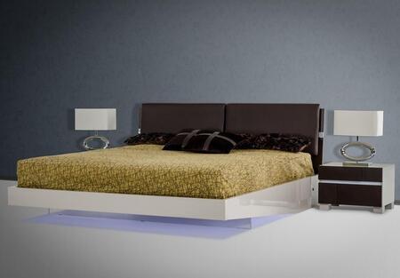 VIG Furniture VGWCSWB01QN Modrest Anzio Queen Bedroom Sets
