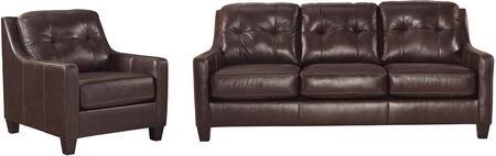 "Signature Design by Ashley 59105SC O""Kean Living Room Sets"