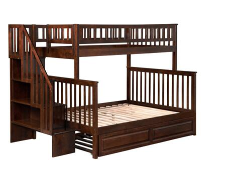Atlantic Furniture AB56734  Twin over Full Size Bunk Bed