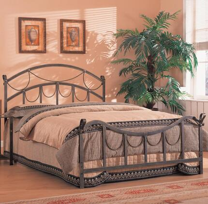 Coaster 300021Q Whittier Series  Queen Size Panel Bed