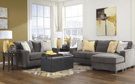 Milo Italia MI8073SCHLOMARB Mitchell Living Room Sets