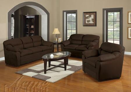 Acme Furniture 50175 Connell Series Sofa Fabric Sofa