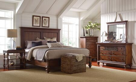 Broyhill 4940CKPBNTCDM Cascade California King Bedroom Sets