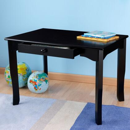 KidKraft Avalon 266Y Table With Large Center Drawer & In