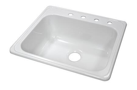 Lyons DKS01X4 Kitchen Sink