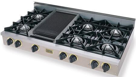 FiveStar TTN0487S  Gas Open Burner Style Cooktop