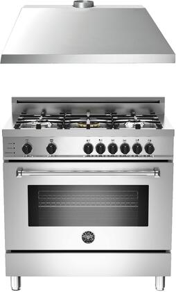 Bertazzoni 663782 Kitchen Appliance Packages