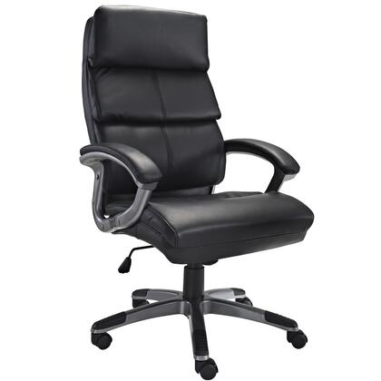 "Modway EEI718BLK 26"" Adjustable Contemporary Office Chair"