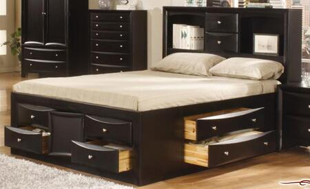 Meridian OMEGAF Omega Series  Storage Bed