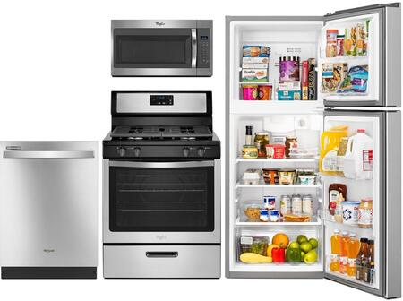 Whirlpool 741934 Kitchen Appliance Packages