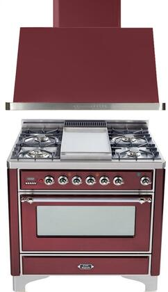 Ilve 720070 Kitchen Appliance Packages