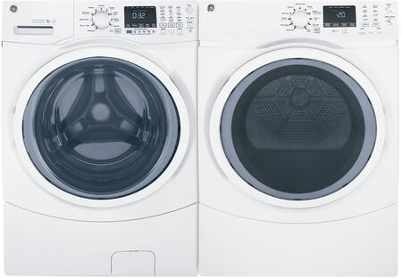 GE 913603 Washer and Dryer Combos
