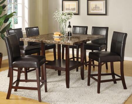 Acme Furniture Idris 7 PC Set