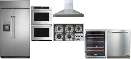 Dacor 717576 Discovery Kitchen Appliance Packages