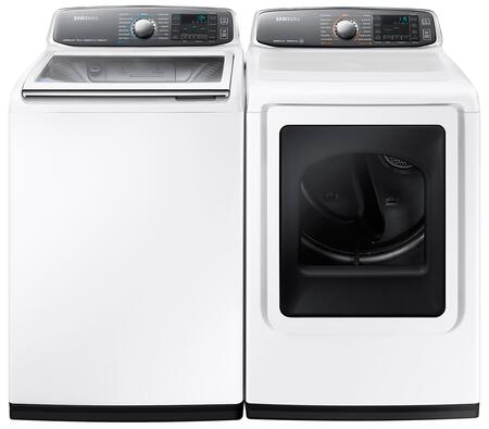 Samsung 474326 Washer and Dryer Combos