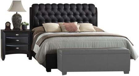 Acme Furniture 14347EKN Ireland King Bedroom Sets
