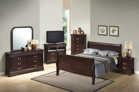 Glory Furniture G3125AFBSET Full Bedroom Sets
