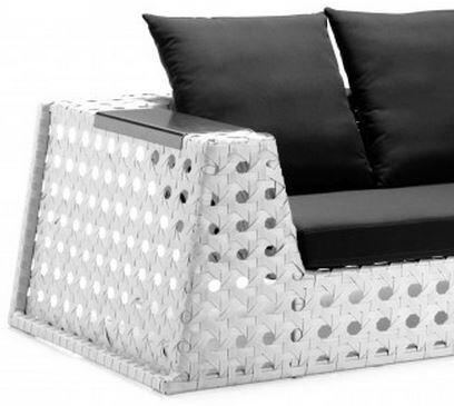 TOV Furniture TOV69XLOVEWM  Patio Love Seat