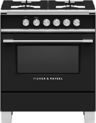 Fisher Paykel Classic Burner Configuration