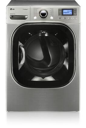 LG DLGX3876V Gas SteamDryer Series Gas Dryer