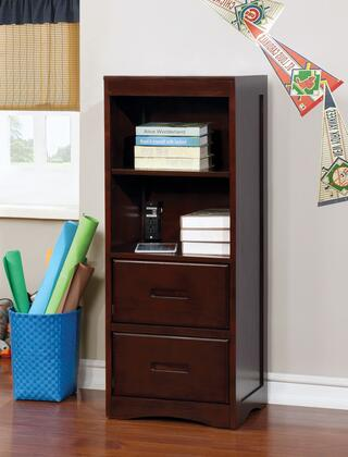 Furniture of America CM7844BC Pearland Series  Bookcase