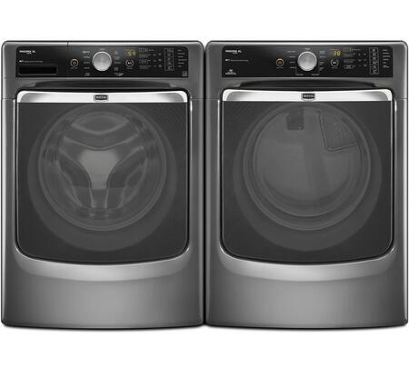 Maytag MHW6000AGPAIR2 Maxima Washer and Dryer Combos