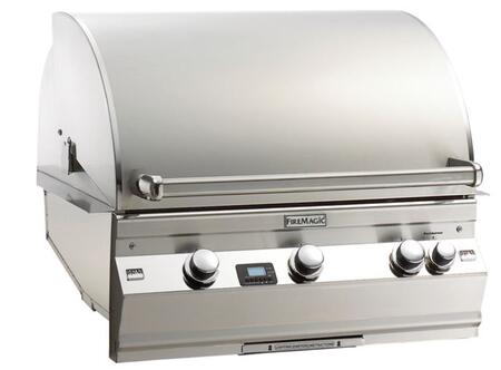 FireMagic A660I2A1P Built In Grill, in Stainless Steel