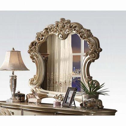 Acme Furniture 23004 Vendome Series Irregular Portrait Dresser Mirror