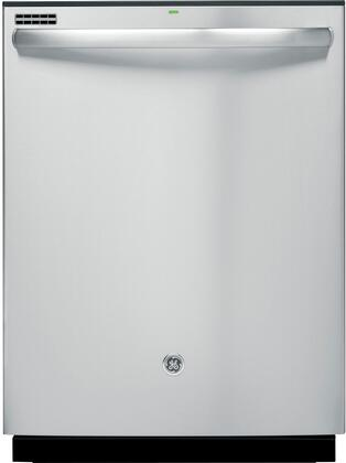 "GE GDT550HSDSS 24"" Built-In Fully Integrated Dishwasher"