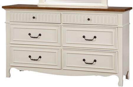 Furniture of America CM7040D Galesburg Series  Dresser