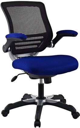 "Modway EEI594BLU 26.5"" Adjustable Contemporary Office Chair"