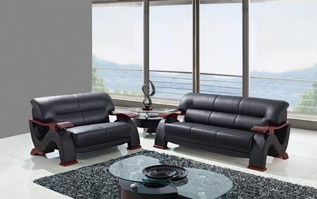 Global Furniture USA U2033BLSLC Living Room Sets