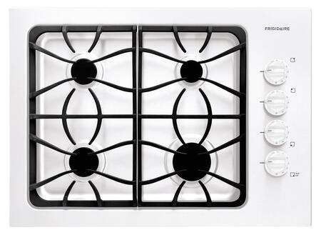 Frigidaire FFGC3025LW  Gas Sealed Burner Style Cooktop