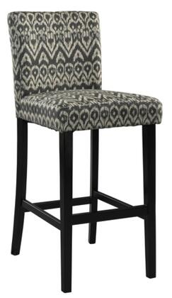 Linon 0226DRIF-01-KD-U Residential or Commercial Bar Stool