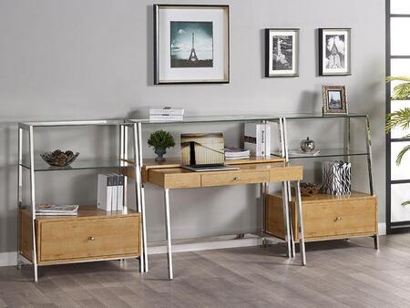 Turnkey Products LBGEOKWD48X2B Geo Desks