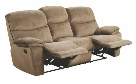 Glory Furniture G526RS G520 Series  Suede Sofa