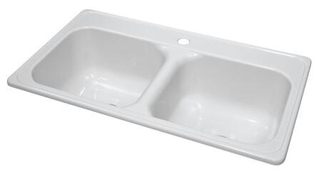 Lyons DKS01J135 Kitchen Sink