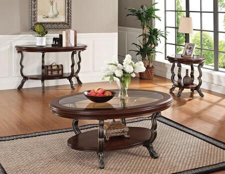 Acme Furniture 80120CES Living Room Table Sets