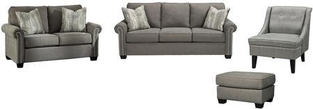 Benchcraft 92602SLACO Gilman Living Room Sets
