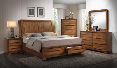 Sunset Trading SSBJ600QBEDSET Sonoma Queen Bedroom Sets