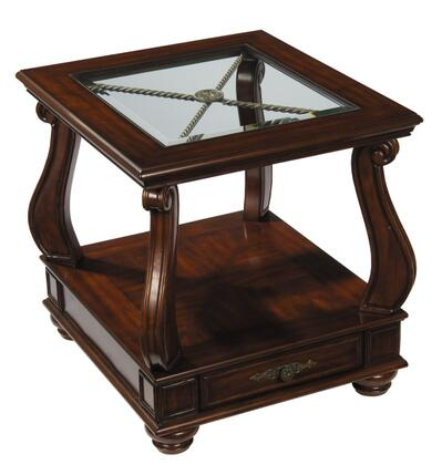 Stein World 027021 Lancaster Series Traditional  End Table