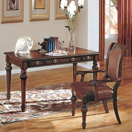Yuan Tai 7170 McMullen Series Writing Desk with Chair  Desk