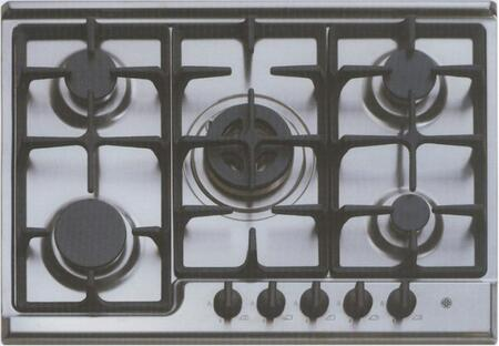Verona VECTG532FB  Gas Sealed Burner Style Cooktop, in Bisque