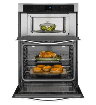 Whirlpool Woc54ec7as 27 Inch Stainless Steel Oven