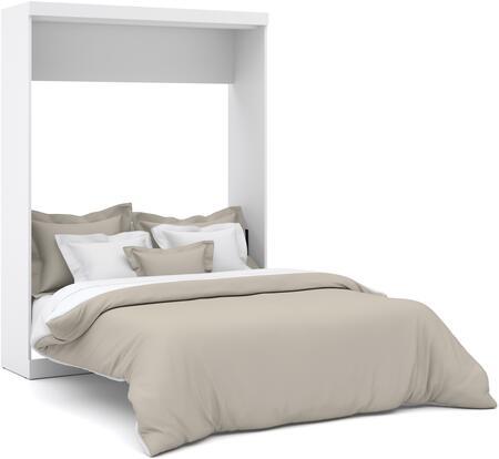 Bestar Furniture 25184 Nebula By Bestar Queen Wall Bed