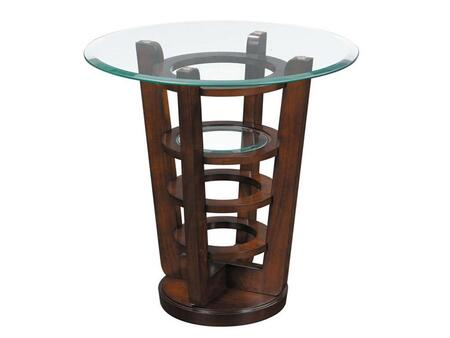 Stein World 028023 Hudson Series Contemporary Round End Table