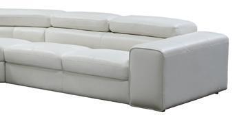 Diamond Sofa SURROUNDRFSOFA Surround Collection Right Facing Sofa: