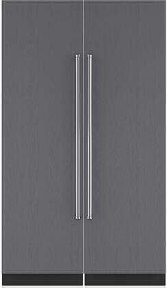 Sub-Zero 710356 Side-By-Side Refrigerators